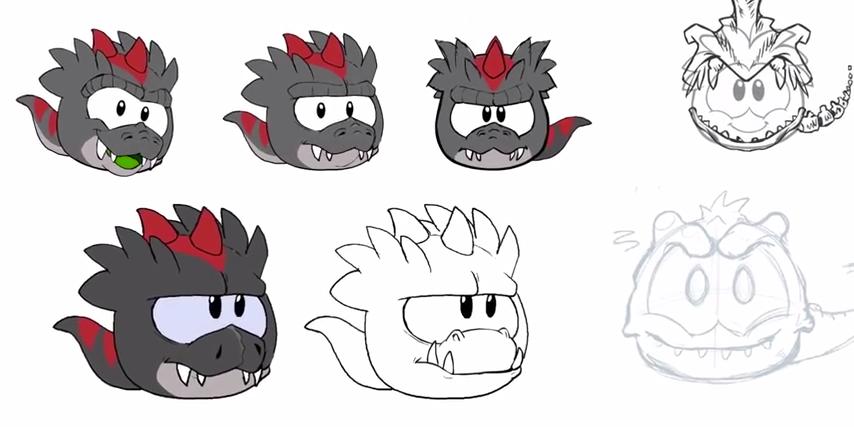 Dragon Puffles?
