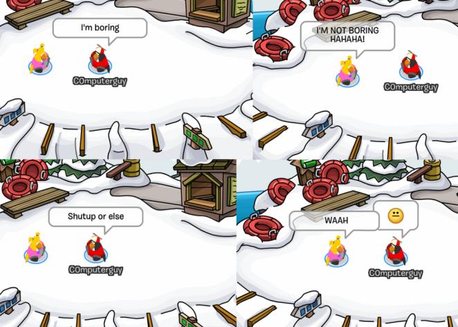 Club Penguin Island Memes
