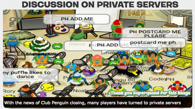 private-servers
