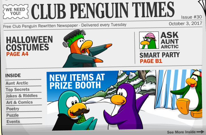 how to create an account on club penguin rewritten