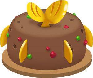 Fluff Cake