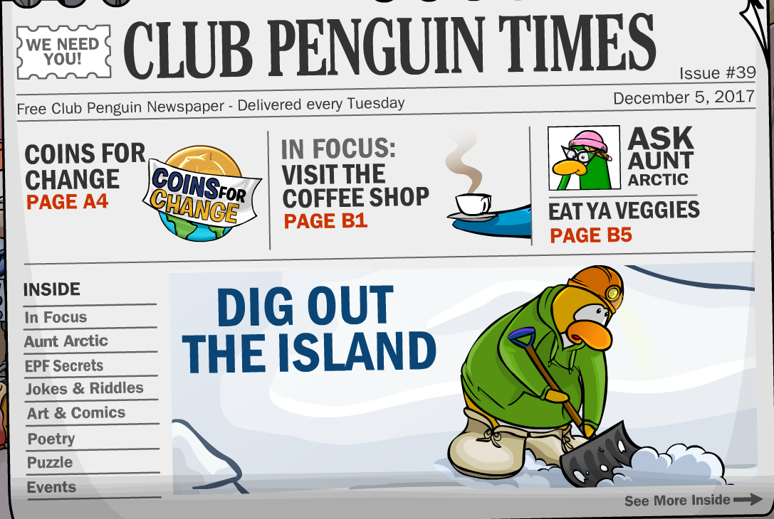 how to get coins in club penguin rewritten