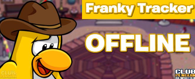 Franky Tracker - Offline