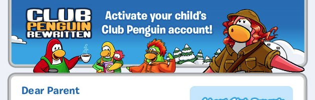 CP Rewritten: Redesigned Activation Email Coming Soon – Club