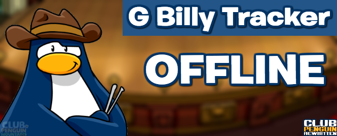 G Billy Tracker - Offline