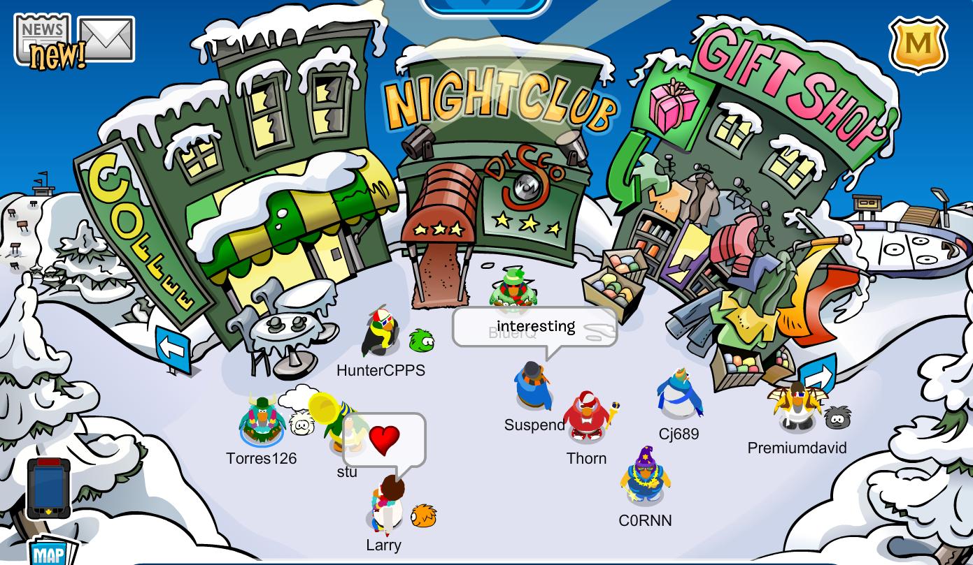 Club Penguin Island Secret Agent