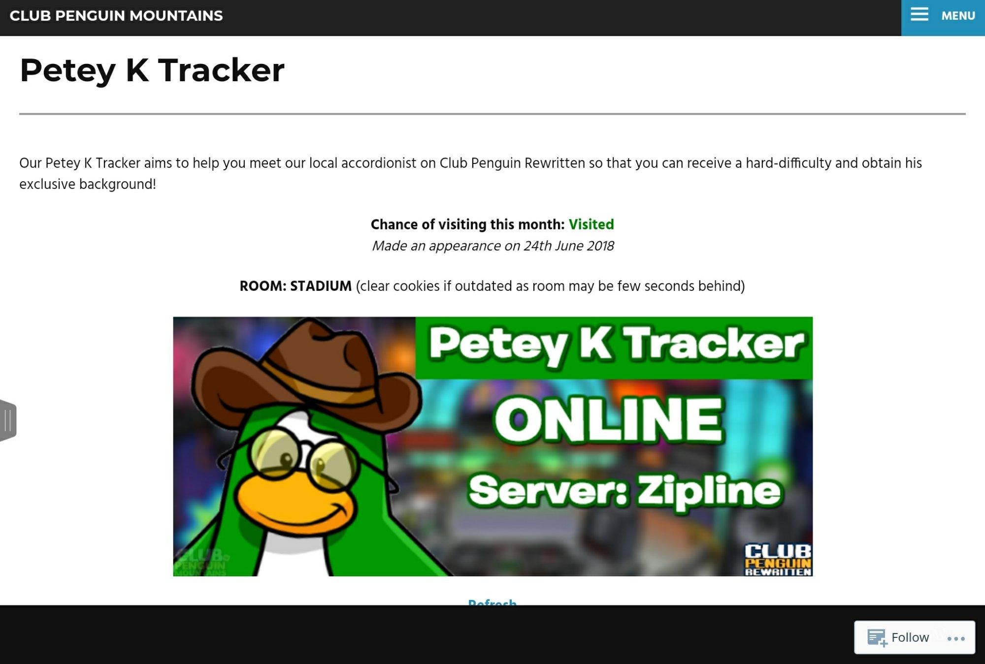 Ktracker