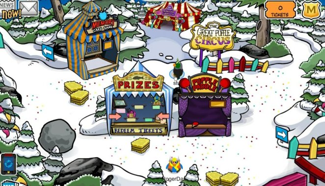 Torres 126 Page 50 Club Penguin Mountains