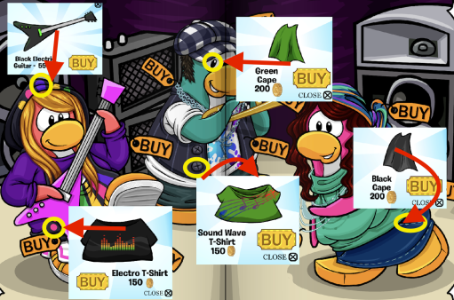 CP Rewritten: May 2019 Penguin Style Secrets – Club Penguin Mountains